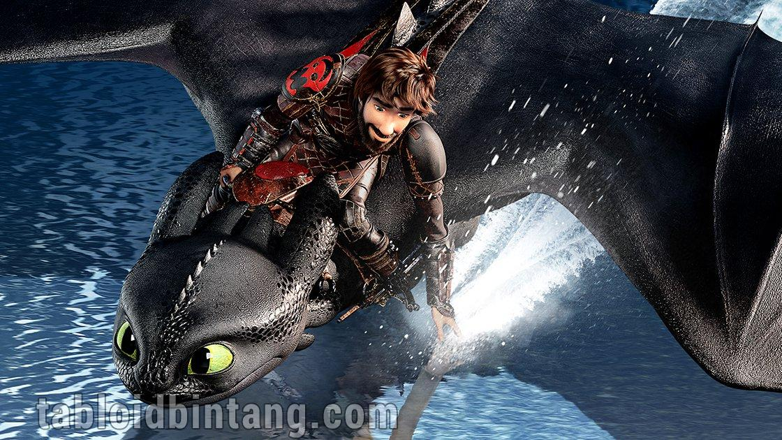 5 Fakta Menarik Seputar Film How to Train Your Dragon: The Hidden World