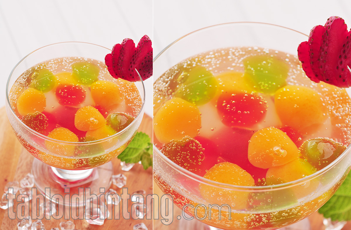 Resep Mix Jelly Sparkling