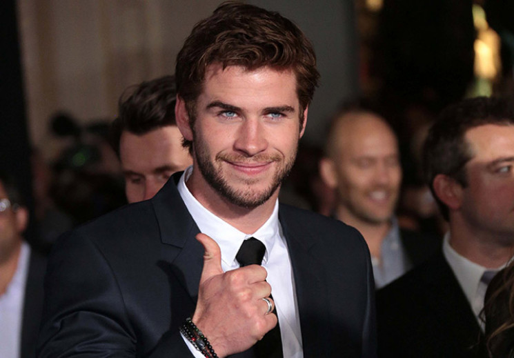 Liam Hemsworth (Deposit Photos)