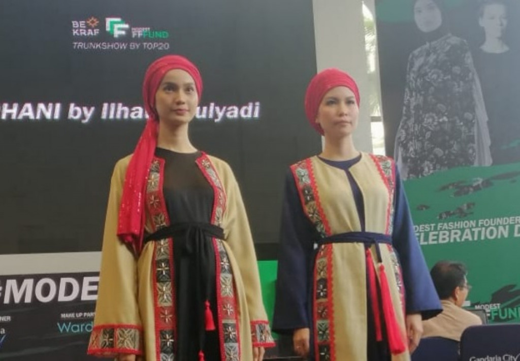 20 Desainer Ramaikan Modest Fashion Founders Fund 2019