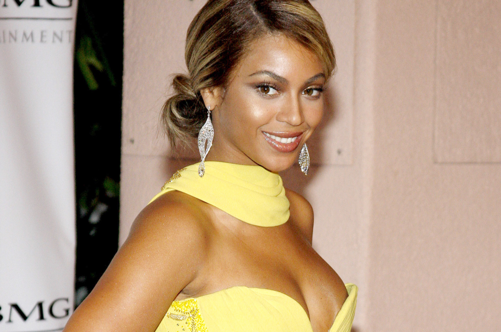 Beyonce Menarik Perhatian Lewat Soundtrack Lion King