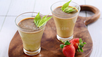 Resep Ice Avocado Coffee