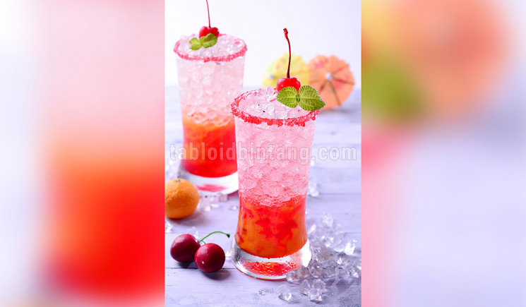 Resep Tropical Punch