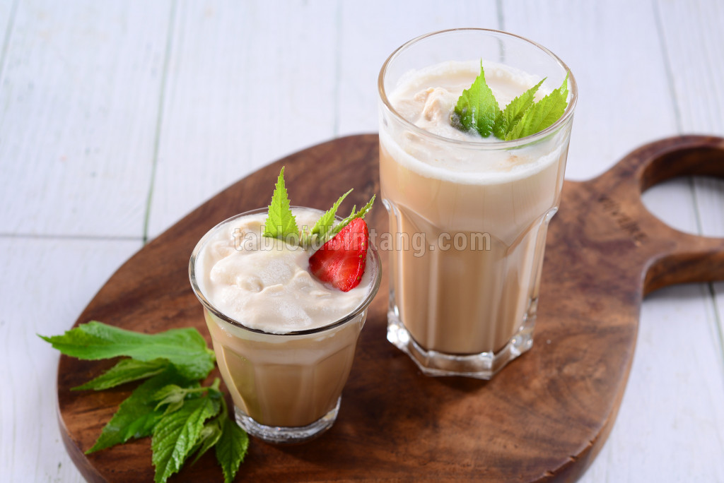Resep Ice Coffee Cream Cheese