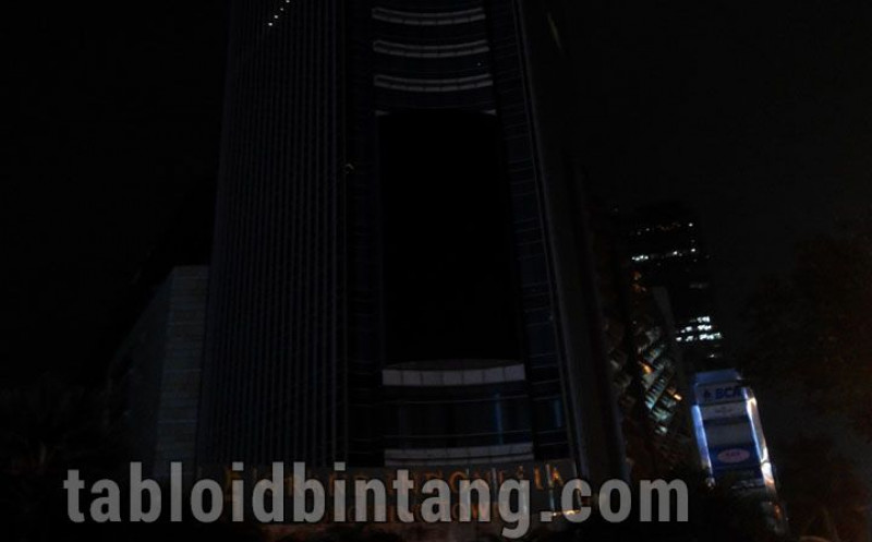 "Merayakan ""Earth Hour"" di Grand Indonesia"