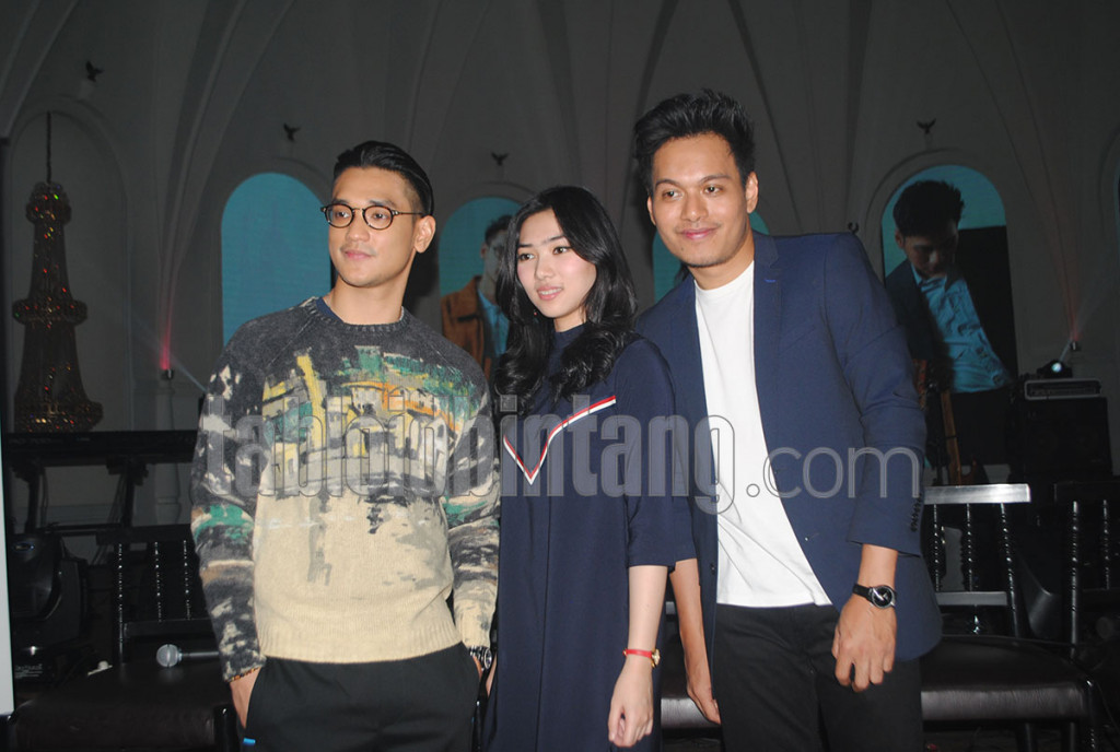 Kolaborasi Afgan - Isyana - Rendy Pandugo Raih SCTV Music Awards 2018