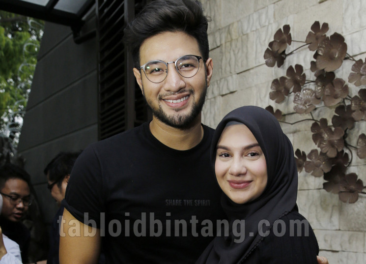 Ammar Zoni dan Irish Bella