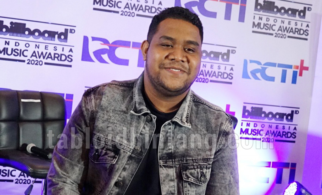 Andmesh Kamaleng Raih 3 Piala di Billboard Indonesia Music Awards 2020