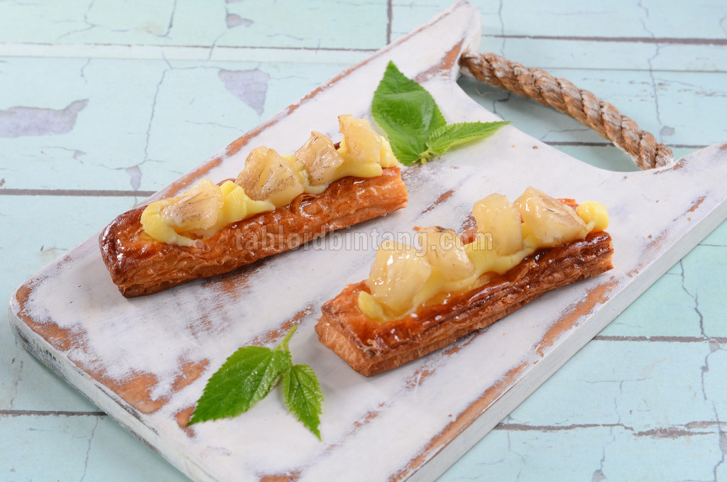 Resep Apple Pastry