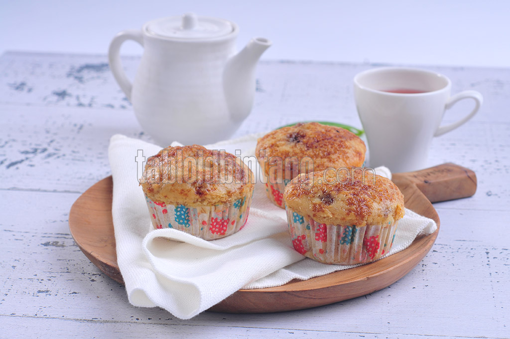 Resep Banana Muffin