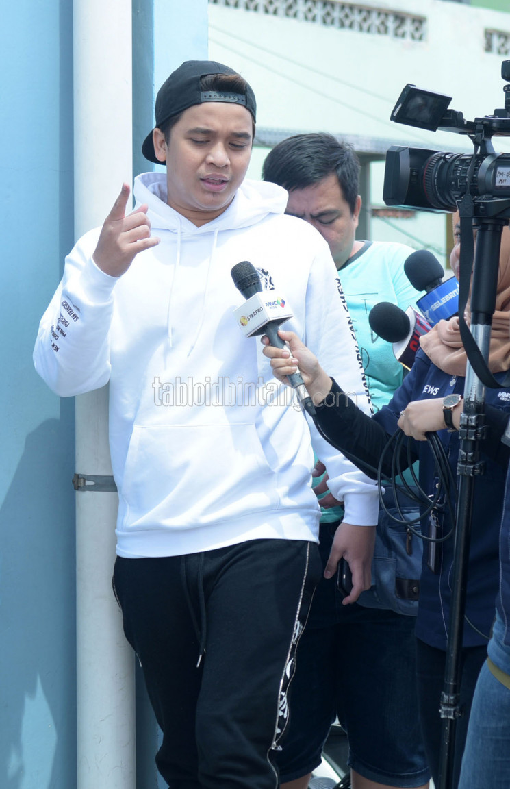 Billy Syahputra (Seno/tabloidbintang.com)