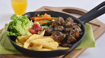 Resep Blackpaper Steak