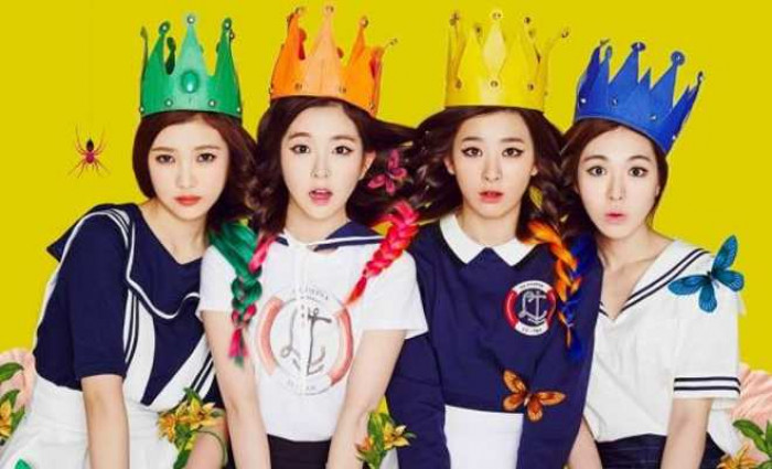 Lirik Lagu Really Bad Boy – Red Velvet