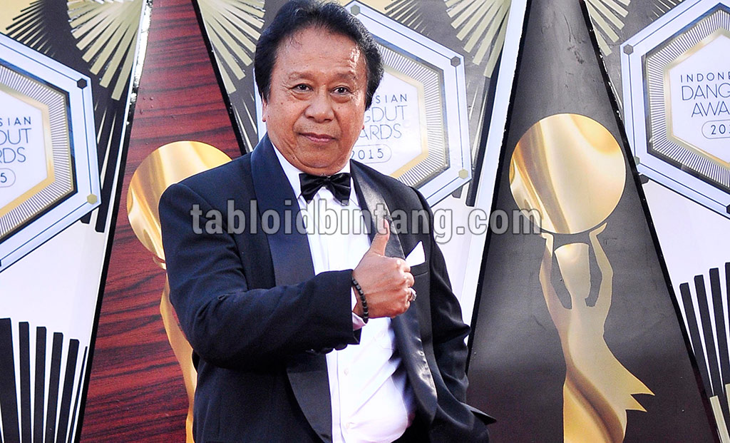 Anugerah Dangdut Indonesia 2020: Mansyur S. Raih Lifetime Achievement Awards