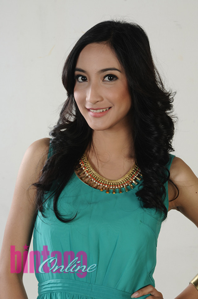 Chaca miss celebrity indonesia