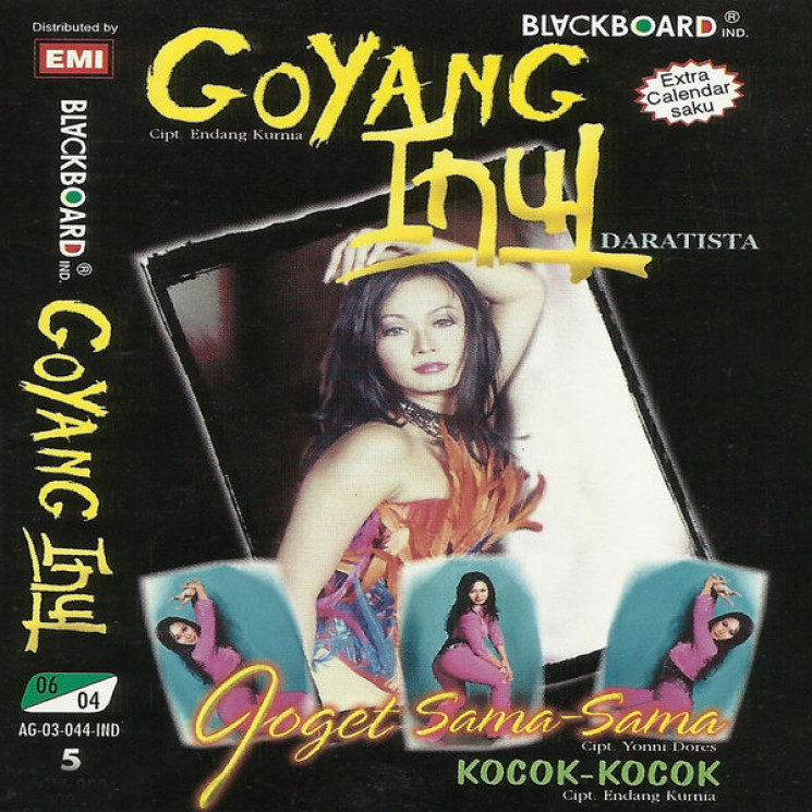 <strong>Goyang Inul (Inul Daratista, 2003) (dok. iTunes)</strong>