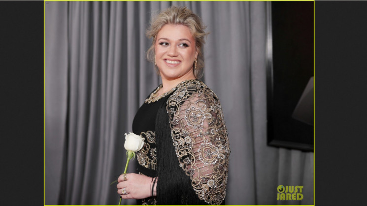 Kelly Clarkson (Just Jared)