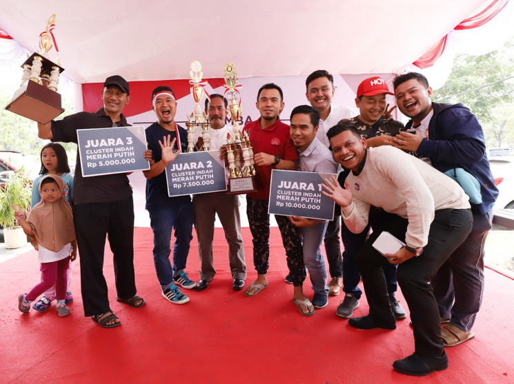 Damai Putra Group Meluncurkan Green Point