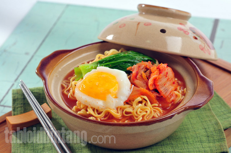 Resep Korean Noodle