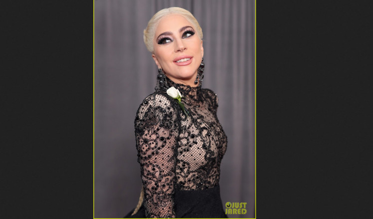 Lady Gaga (Just Jared)