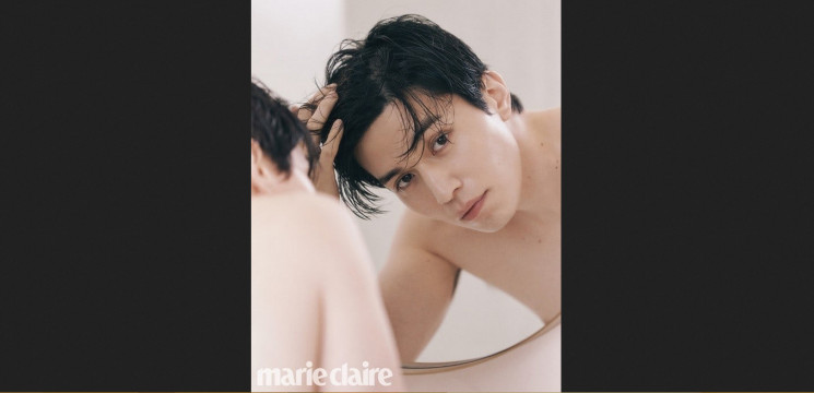 Lee Dong Wook (Marie Claire)