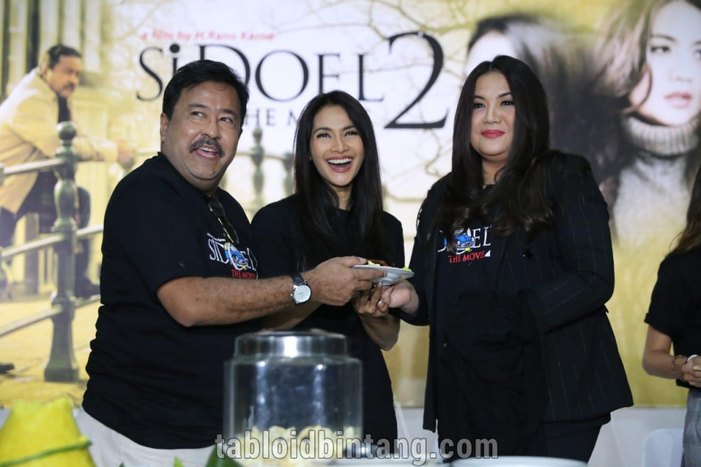 Maudy Koesnaedi Beri Bocoran Cerita Si Doel The Movie 2