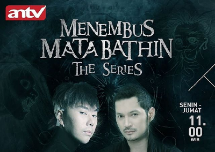 Sinopsis MENEMBUS MATA BATHIN The Series ANTV Hari Ini 19 Oktober 2018
