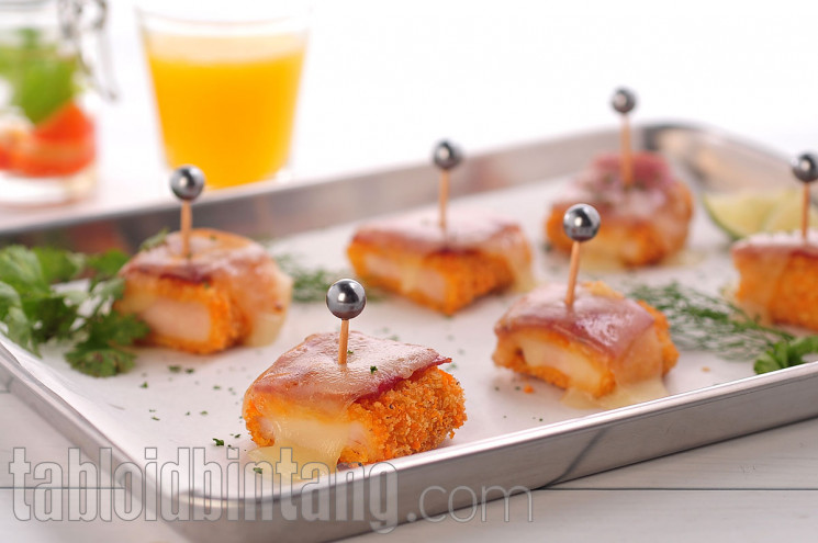 Resep Mini Chicken Cordon Bleu