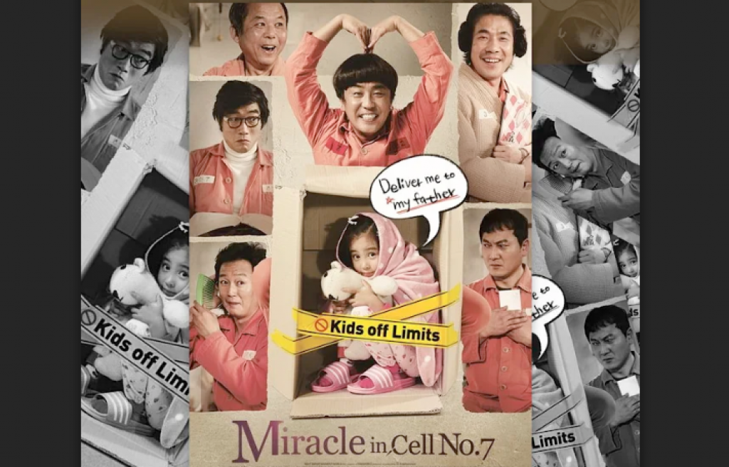 Film Korea Miracle In Cell No. 7 Digarap Ulang di Indonesia