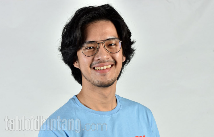 Morgan Oey. (Seno/tabloidbintang.com)