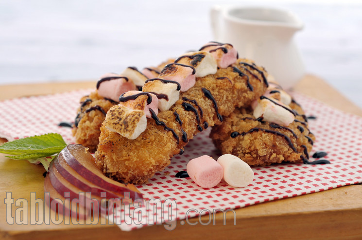 Resep Nugget Pisang S'Mores