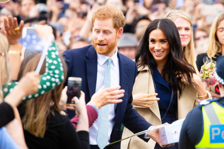 Pangeran Harry dan Meghan Markle (Deposit Photos)