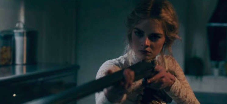 Samara Weaving pemeran utama film Ready or Not