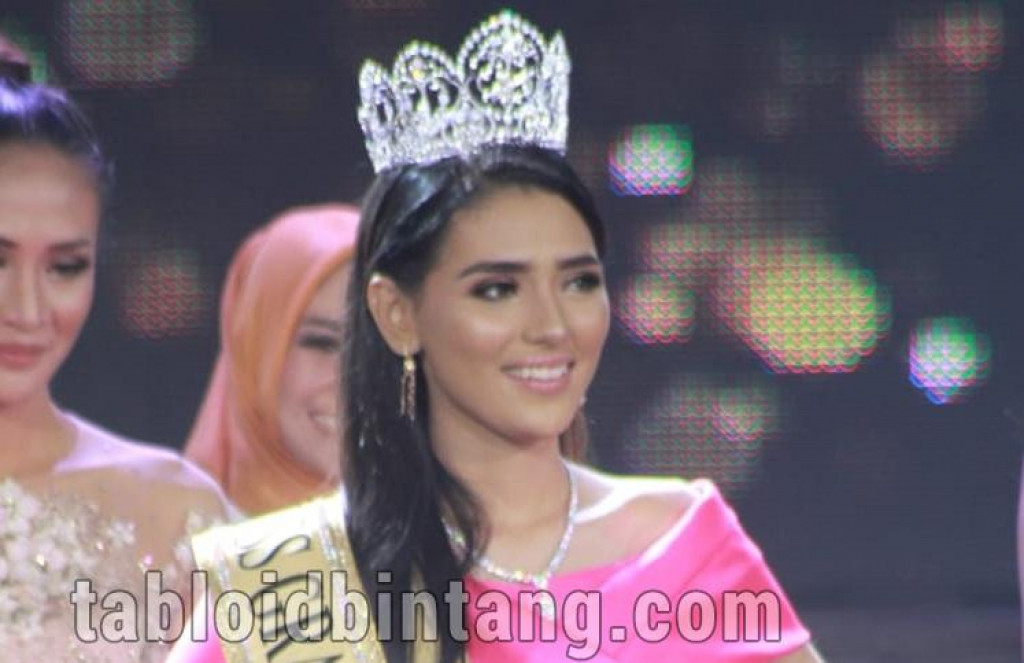 Sarlin Jones dari NTT, Juara Miss Grand Indonesia 2019