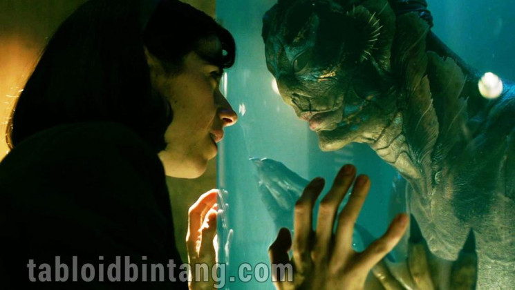 The Shape of Water, film terbaik Oscar tahun ini. (Foto: Dok. Fox Searchlight Pictures)