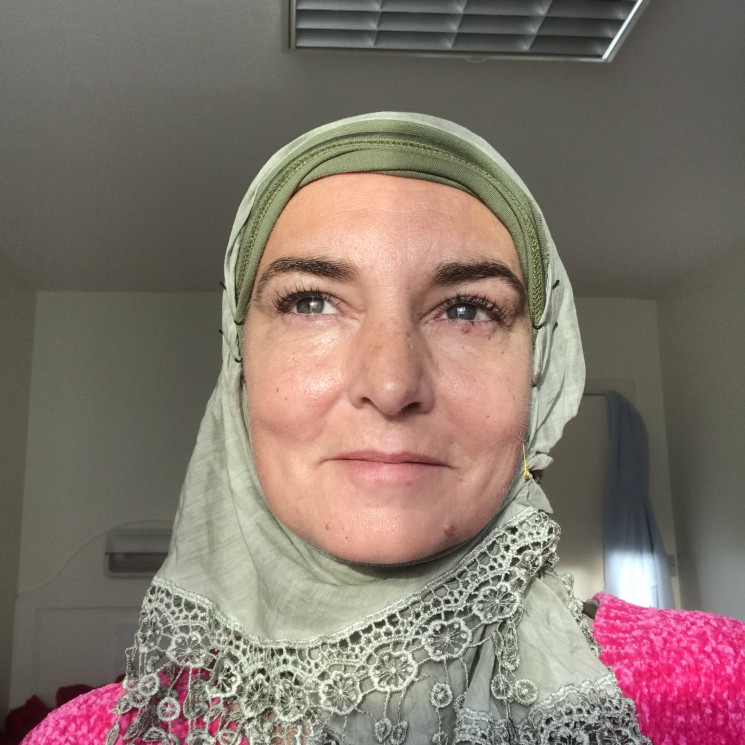 Sinead O'Connor. (Twitter)