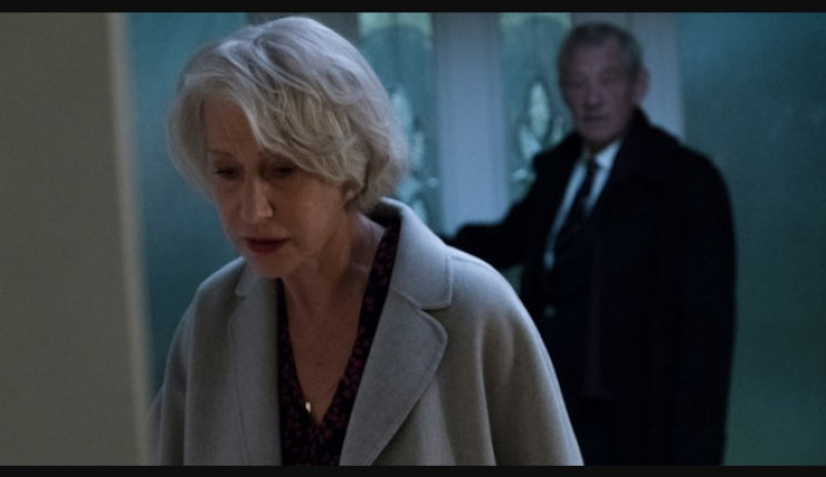 RESENSI FILM The Good Liar: Tipuan Menawan Ian McKellen dan Helen Mirren