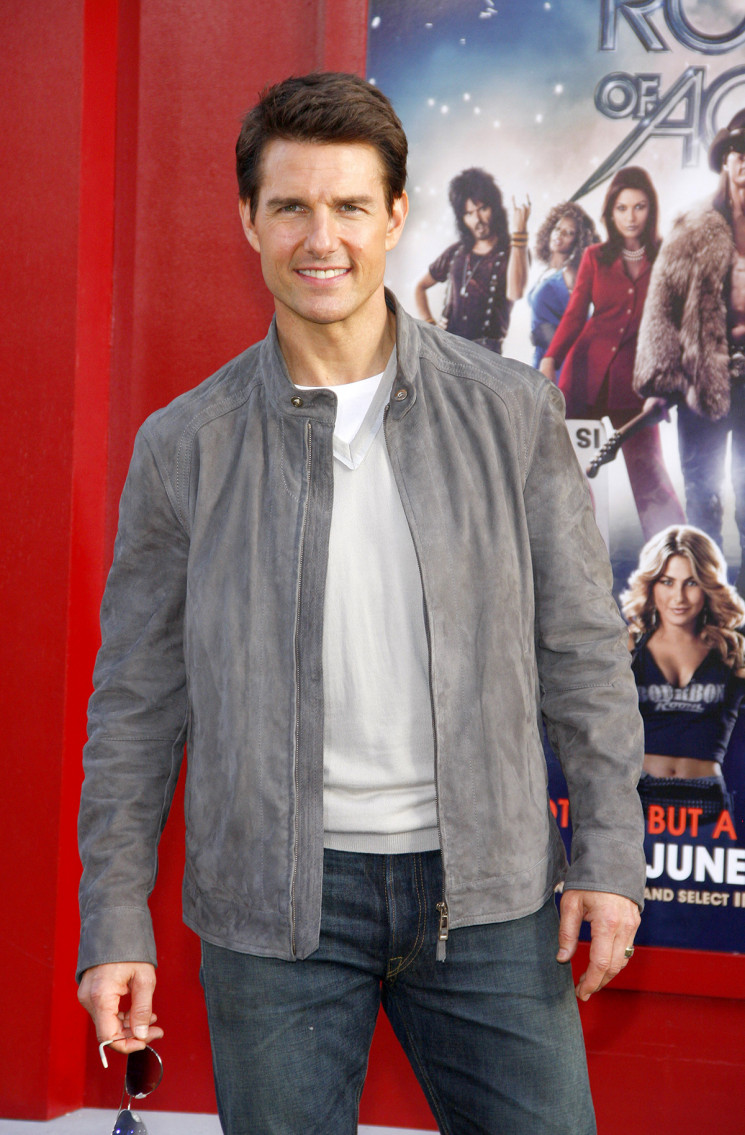 Tom Cruise (Seno/tabloidbintang.com)