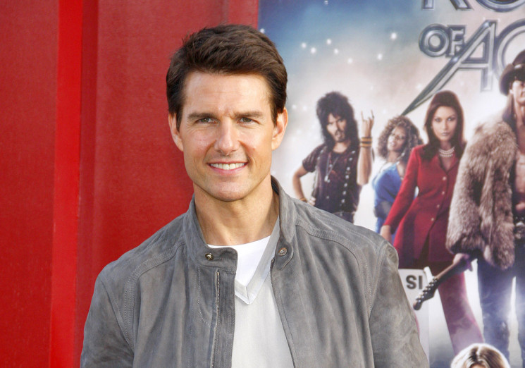 Tom Cruise (Depositphotos.com)